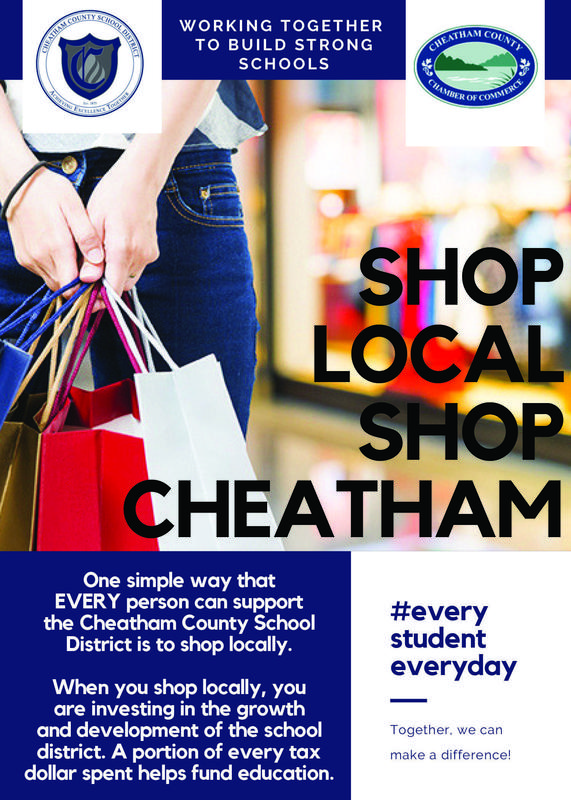 Shop Local Shop Cheatham campaign