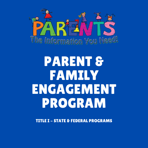 Logo for Parent & Family Engagement Program