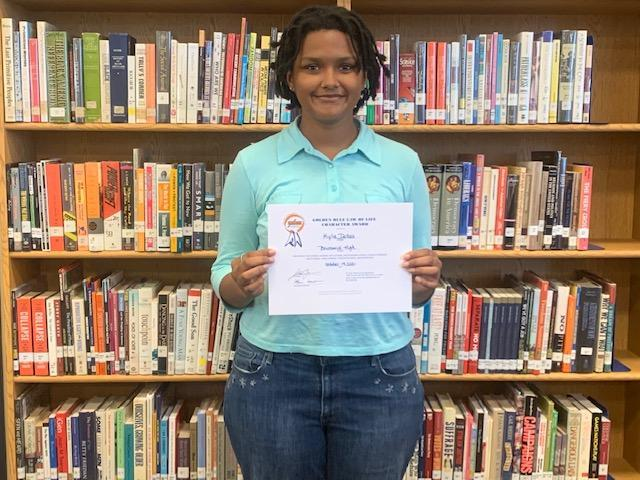 Golden Rule Student of the Month Featured Photo