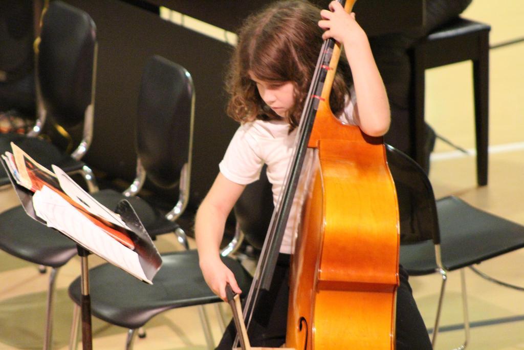5th Grade Band & Orchestra Spring Concert 2019