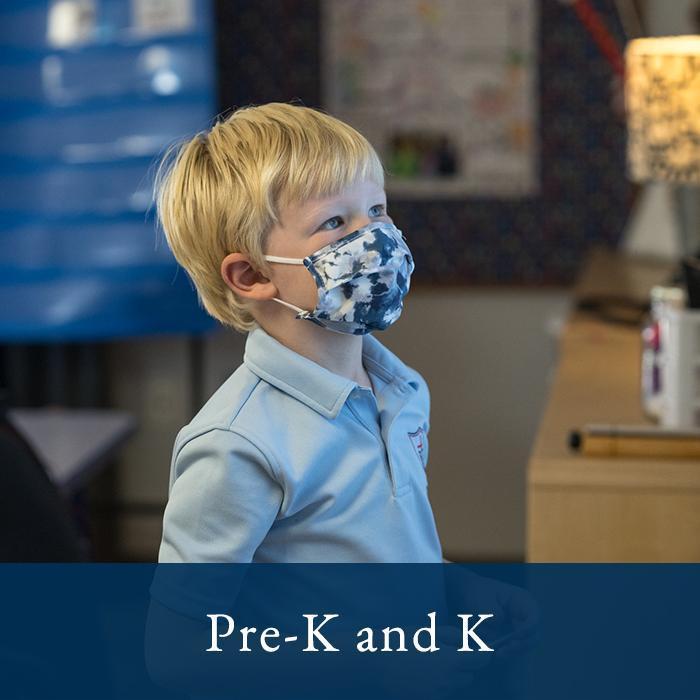 PreK and K