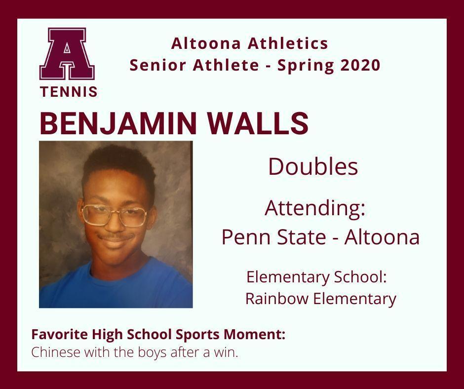 Benjamin Walls