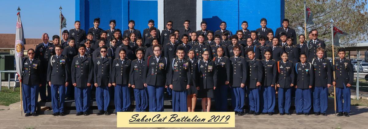 SaberCat Battalion 2018-2019