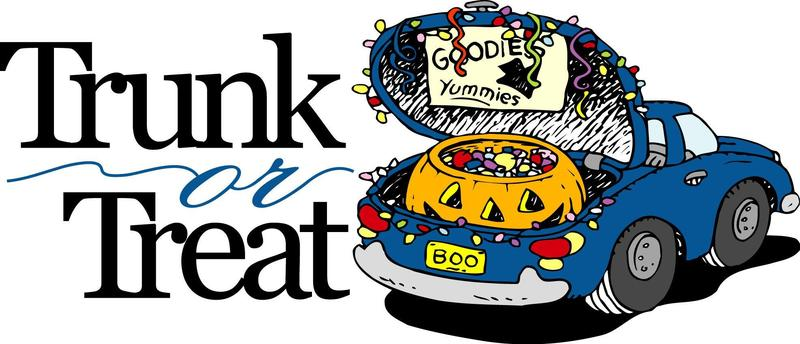 Trunk or treat! Friday, October 25th   5-7pm Thumbnail Image