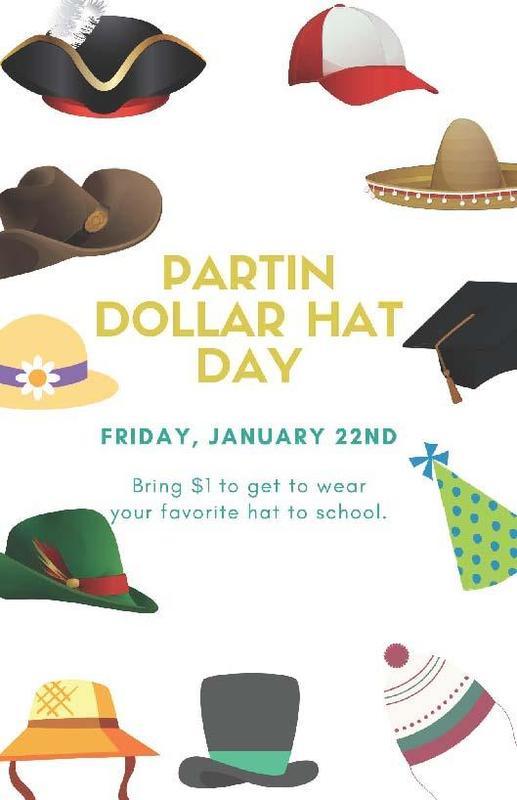 Pay a $1, Wear a Hat Thumbnail Image