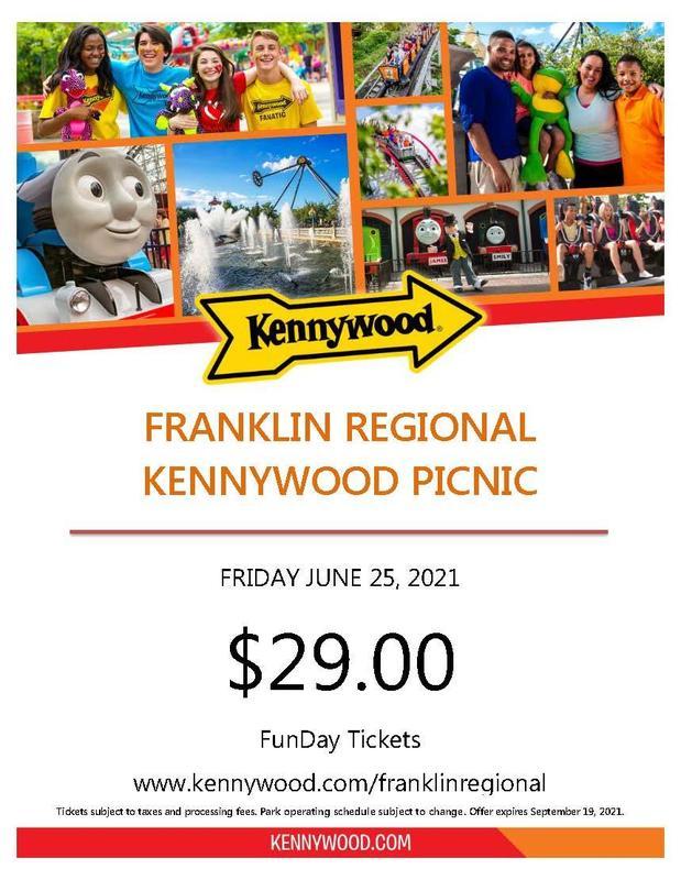 Kennywood School Picnic