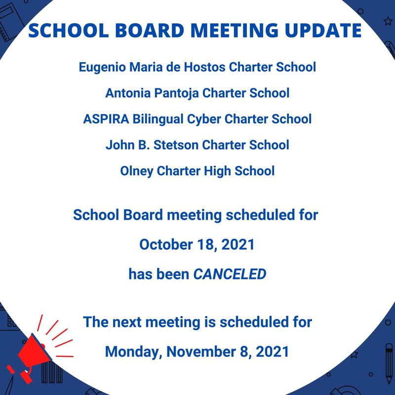 SCHOOL BOARD MEETING UPDATE Featured Photo