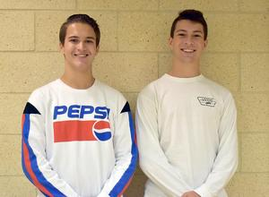 Mars Area seniors John Felice and Adrian Zugehar were named Semifinalists in the 2020 National Merit Scholarship Program.