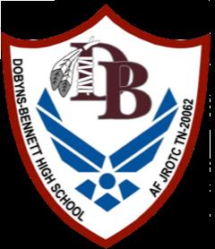 DBHS AF JROTC Crest