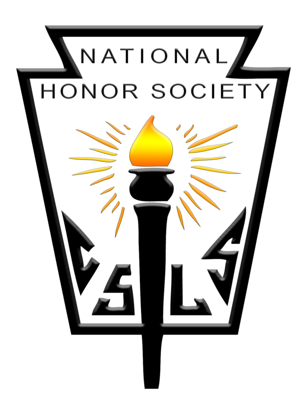 National Honor Society Candle Logo