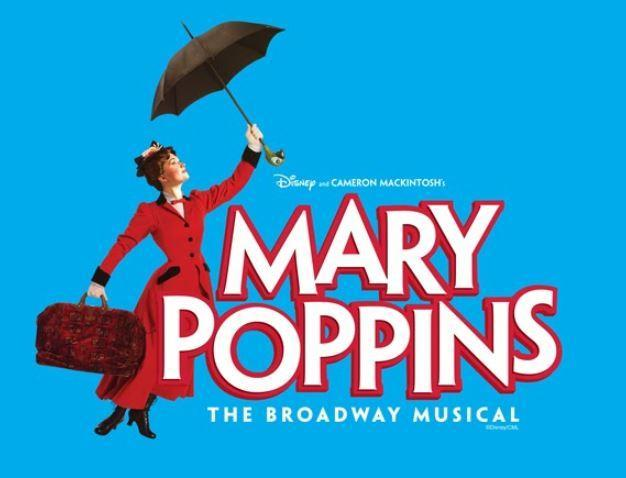 Click Here to Obtain Mary Poppins Musical Tickets Online! Thumbnail Image