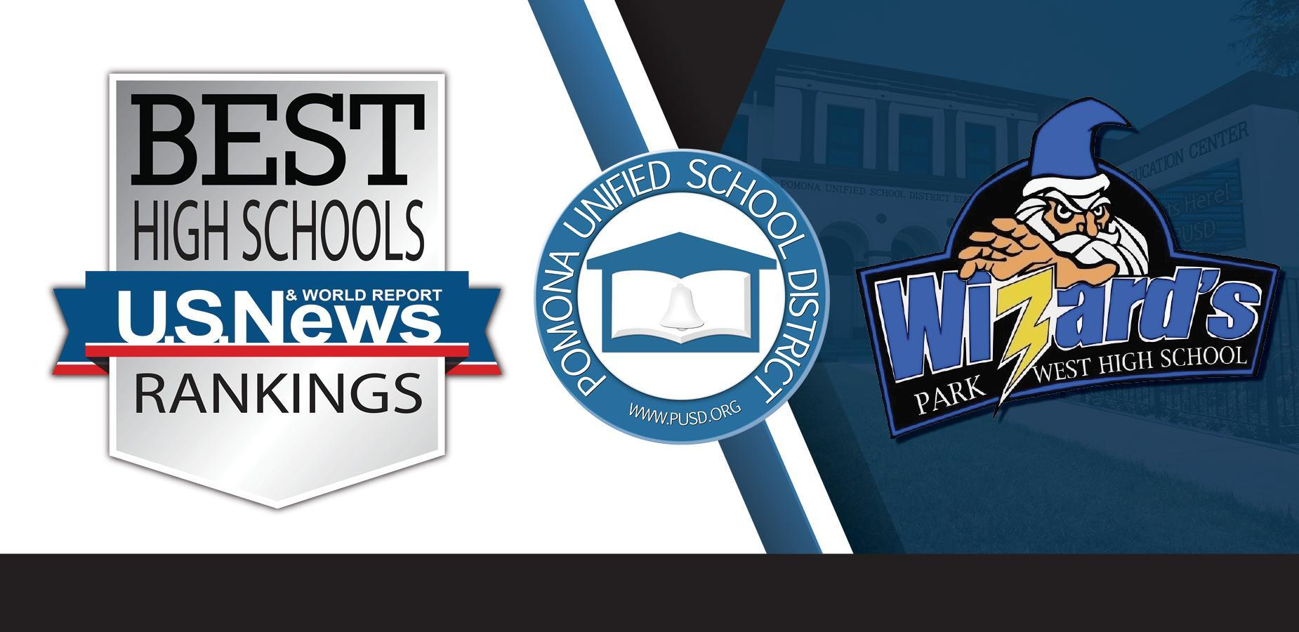 U.S. News & World Report - Best High Schools Award