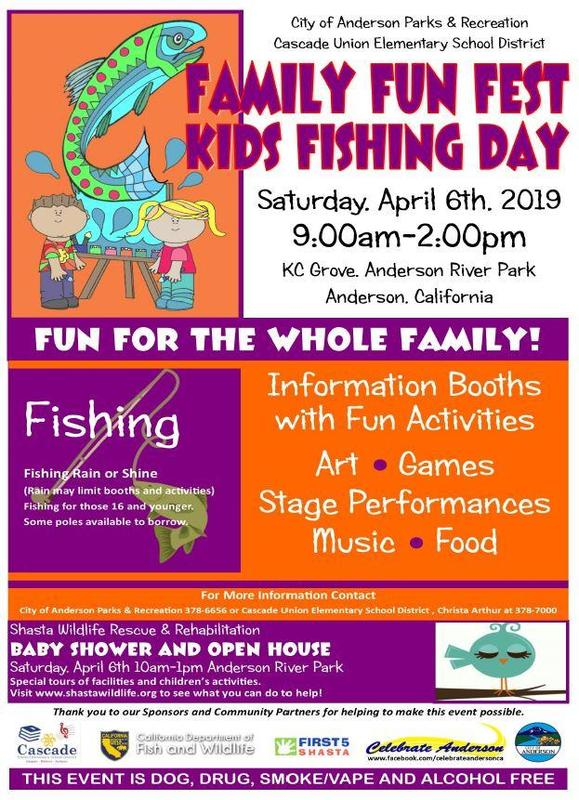 Family Fun Fest poster