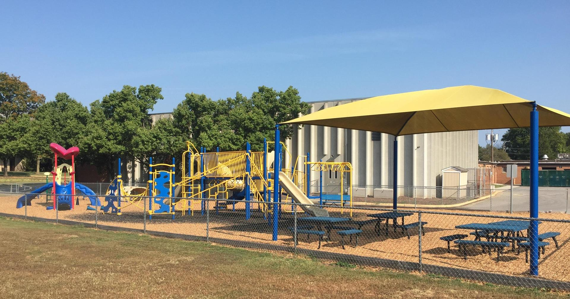 St. Louis School Playground