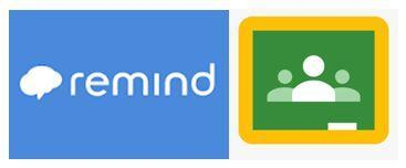 Remind and Google Classroom Image
