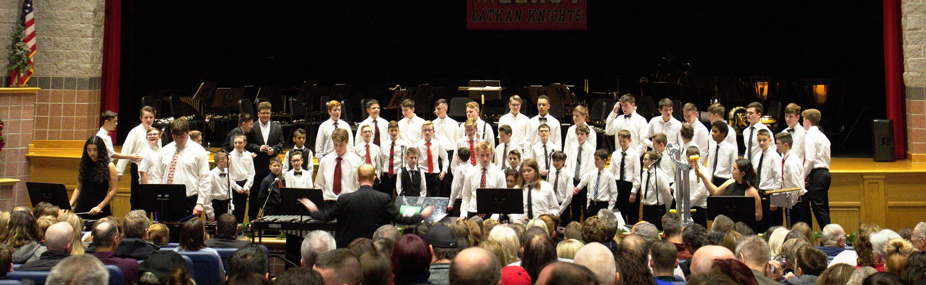 2018 Jr/Sr High Christmas Concert