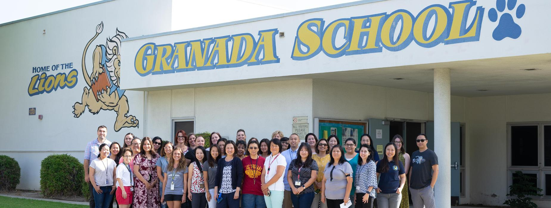 Granada Faculty and Staff