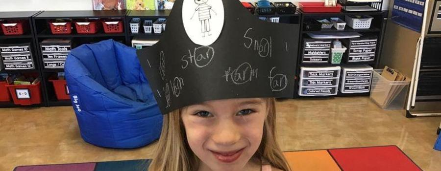 The life of a pirate in 1st grade!