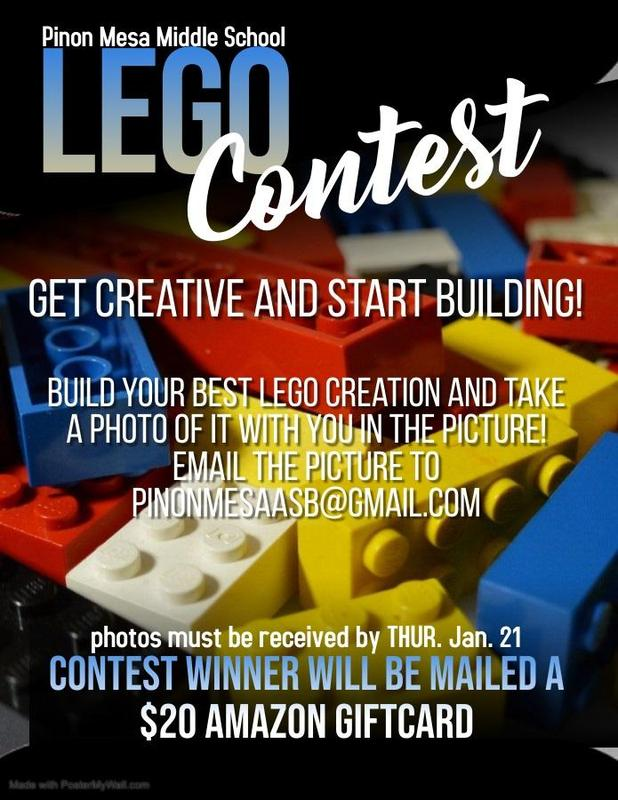 Lego Building Contest! Don't miss the fun! Featured Photo