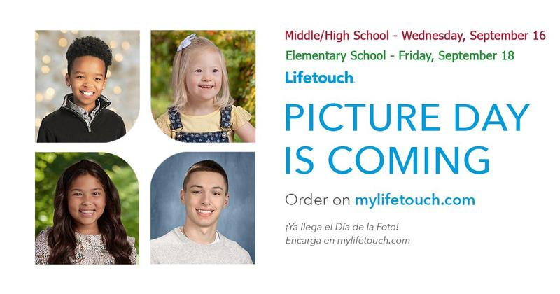 Picture Day graphic