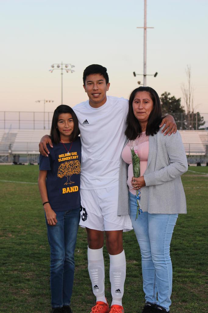 Soccer Senior Night