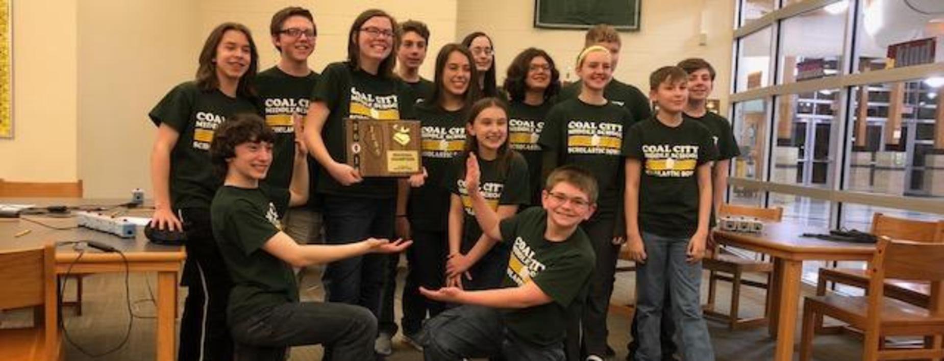 Scholastic Bowl wins regionals