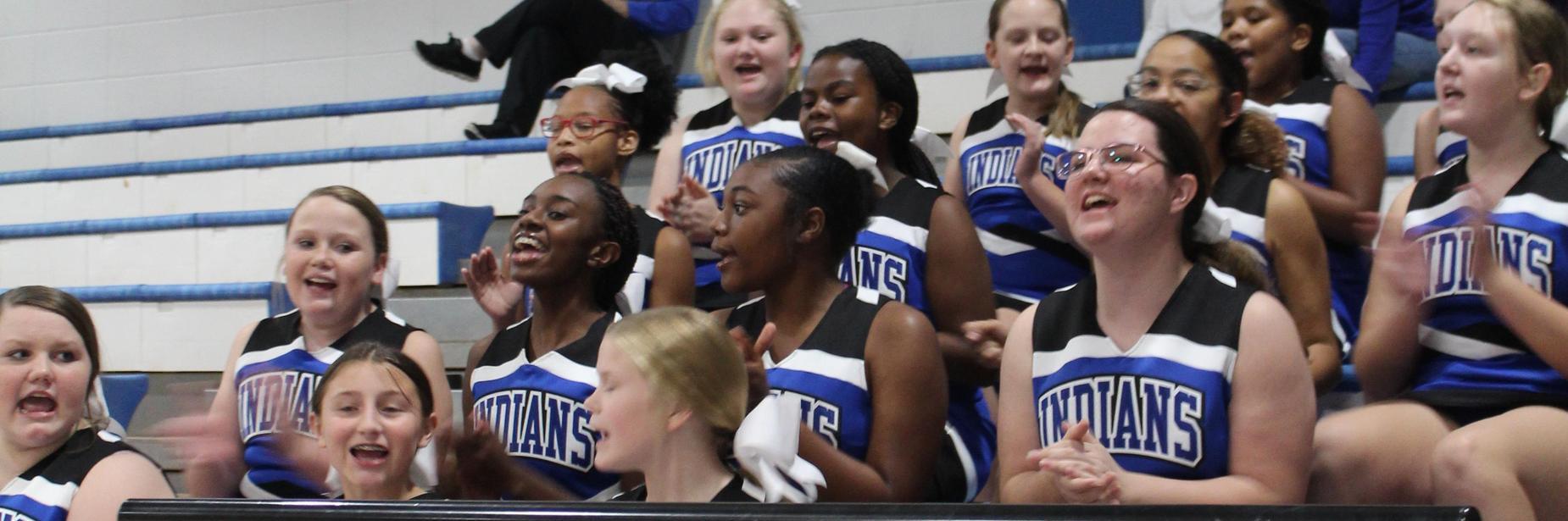 GRS Cheerleaders