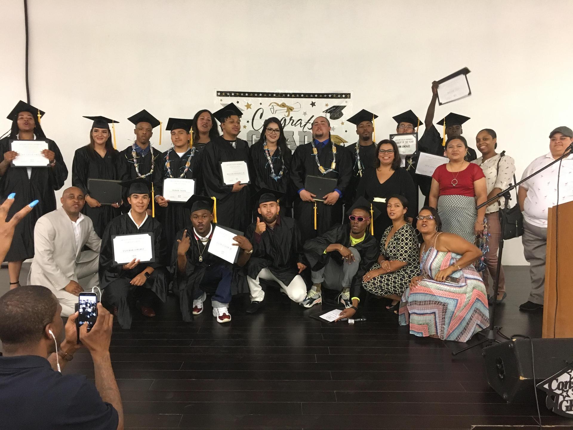 Palmdale Class of 2018