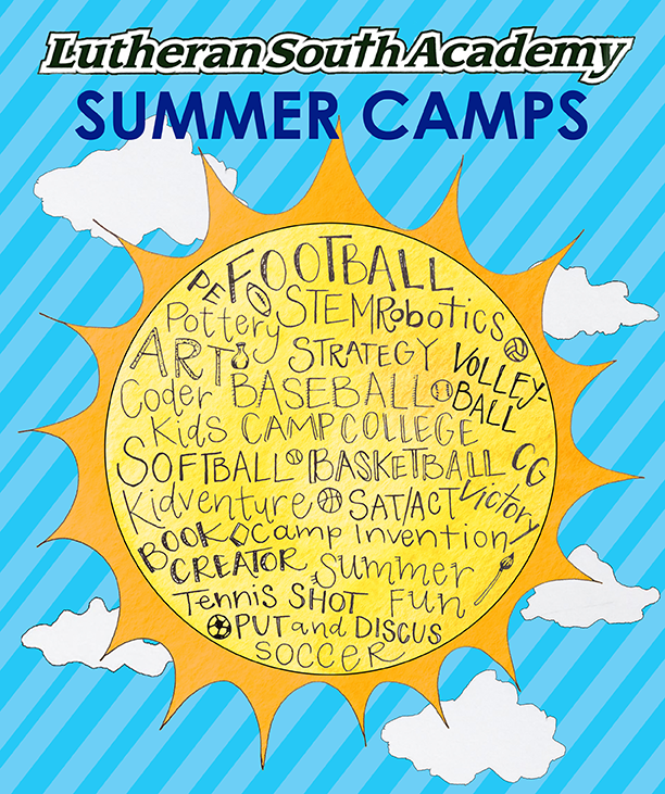 Lutheran South Academy   Summer Camps
