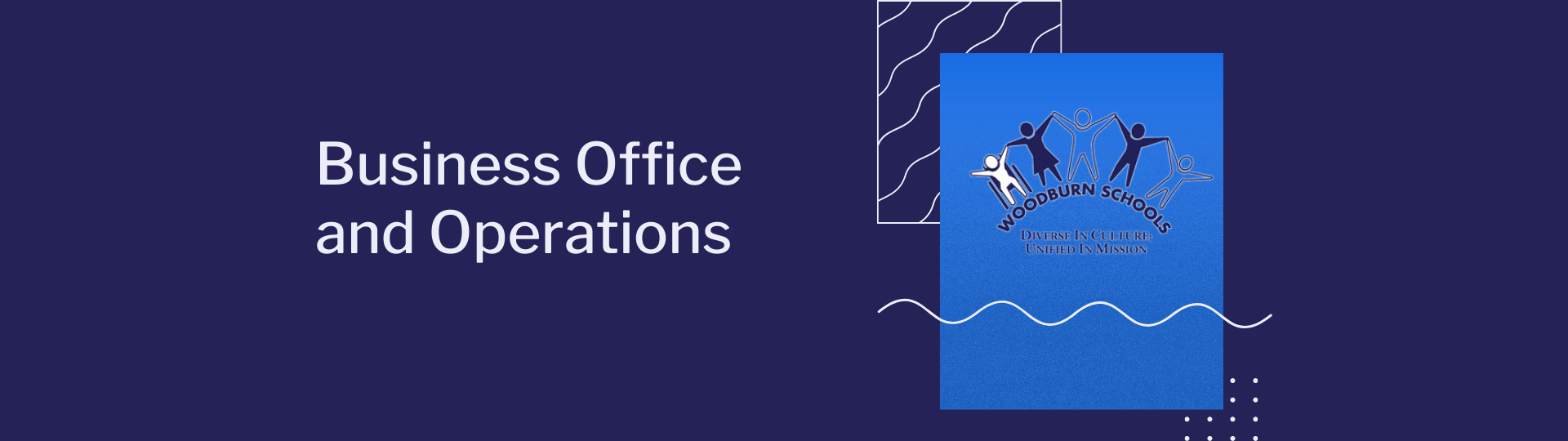 Business Office and Operations