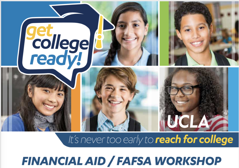 Financial Aid/FAFSA Workshop on Saturday, January 30th at 11:00am Featured Photo