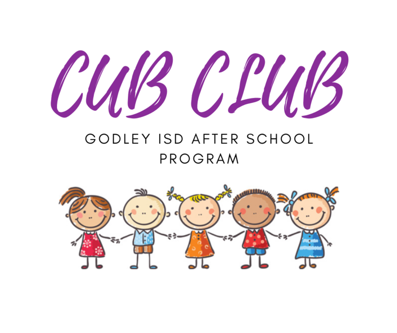 cub club godley isd after school program