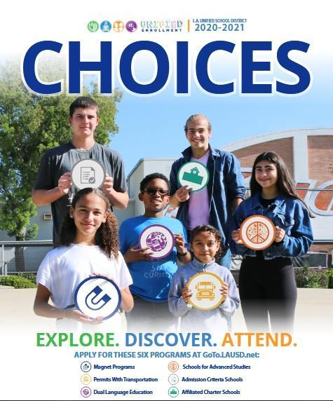 E-Choices 2020-2021 Applications Featured Photo