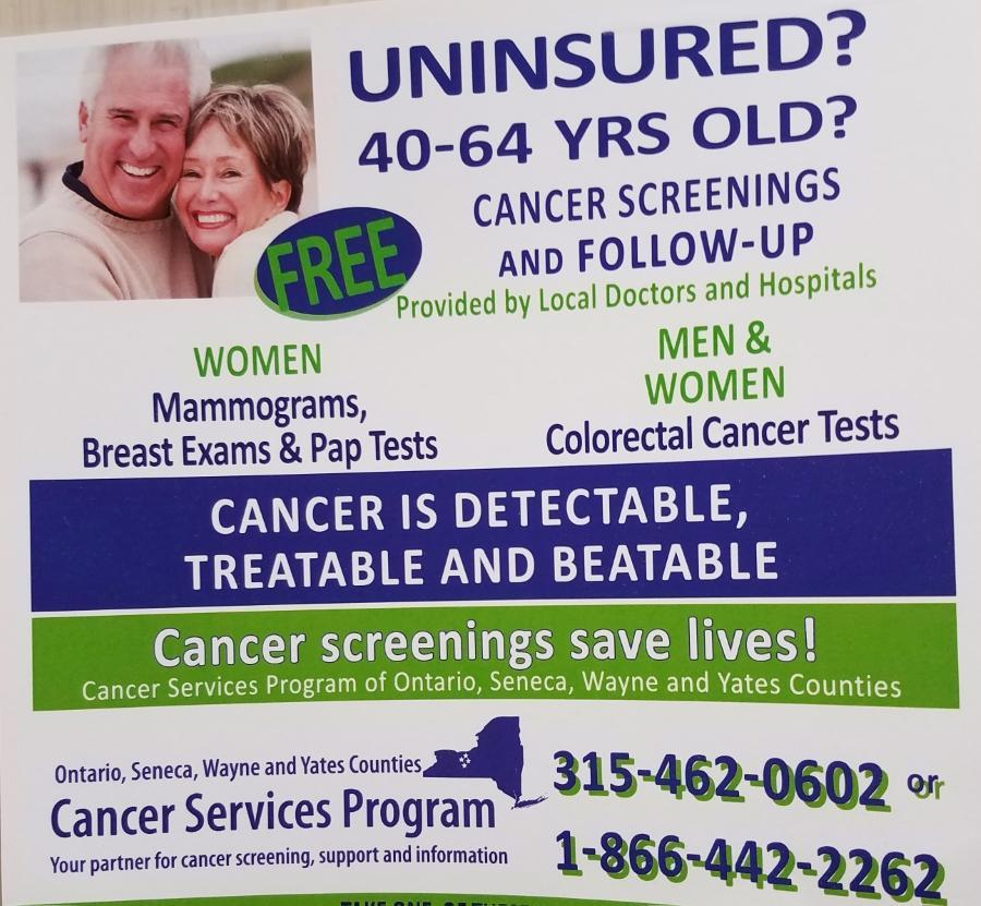 Uninsured Information
