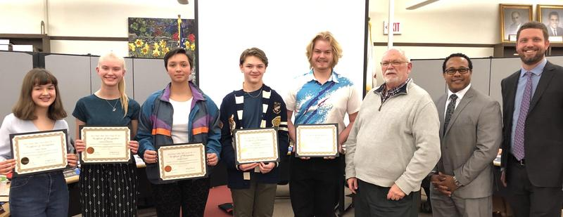 Rocky All-State Musicians Recognized for Achievements Featured Photo