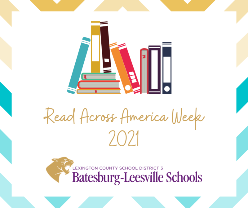 Lexington Three Students Celebrate Read Across America Week