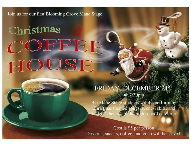 Christmas Coffee House Thumbnail Image