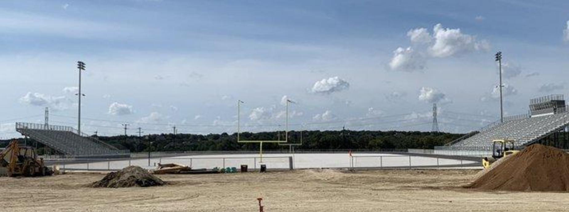 Davenport High School Football Field