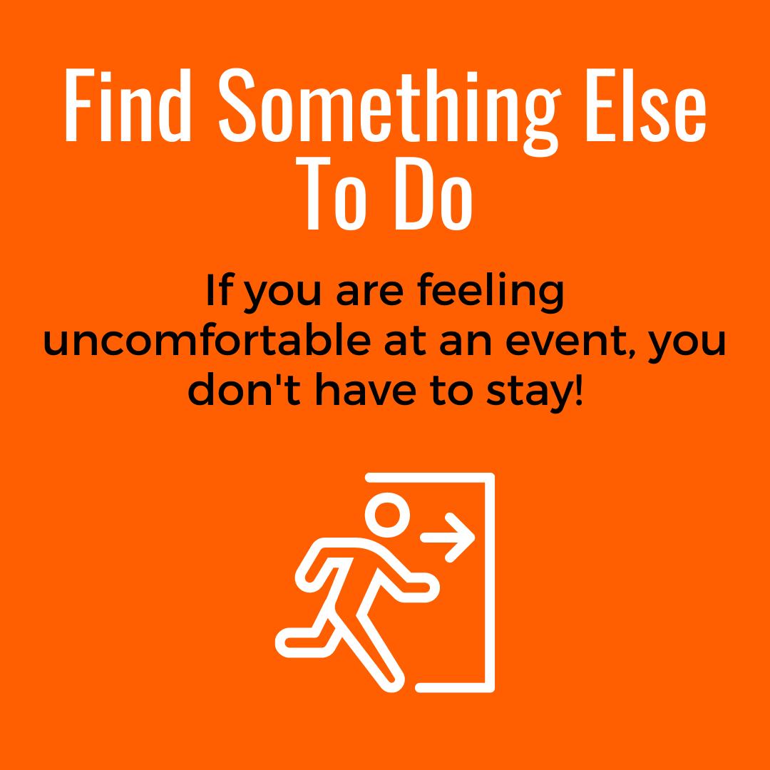 Find Something Else To Do