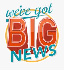 We've Got Big News! Featured Photo
