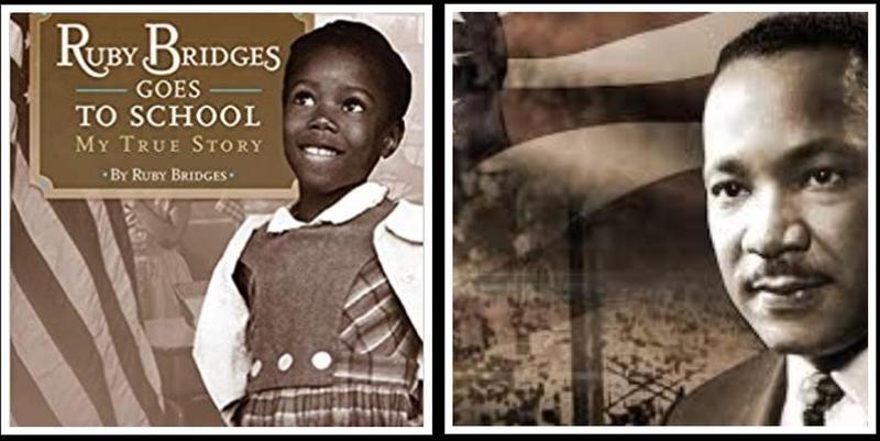 Principal's Bulletin: Jan. 18, 2021 MLK Day and Ruby Bridges Featured Photo