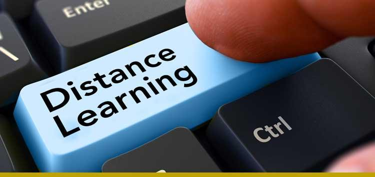 DISTANCE LEARNING RESOURCES Featured Photo