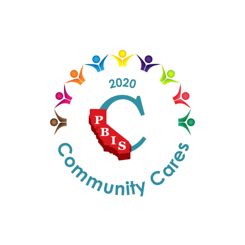 PBIS Community Cares Logo