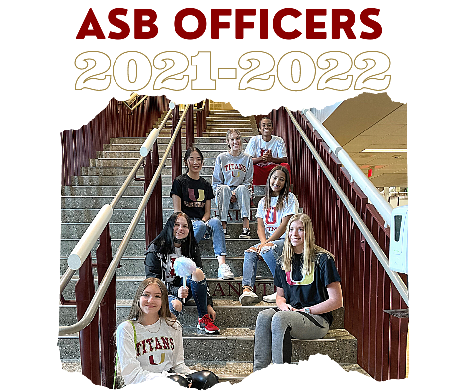 2021-22 ASB Officers
