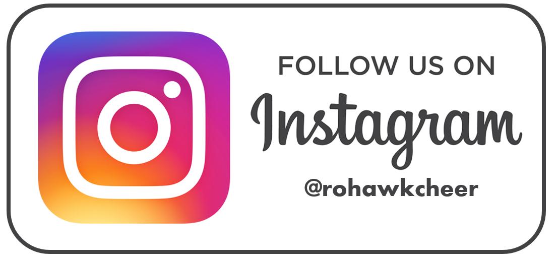 instagram @rohawkcheer