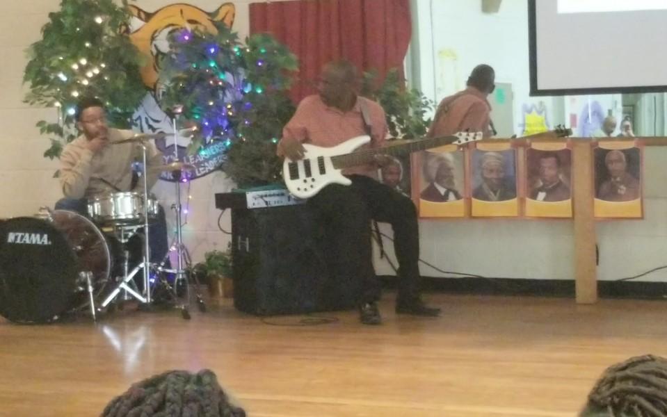 Black History Band