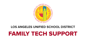 LAUSD Tech Support Logo