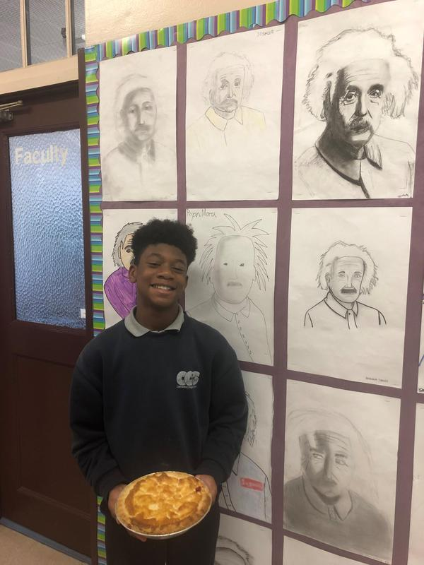 Students Outdo Themselves in PI Day 2019 Classroom Competitions! Featured Photo