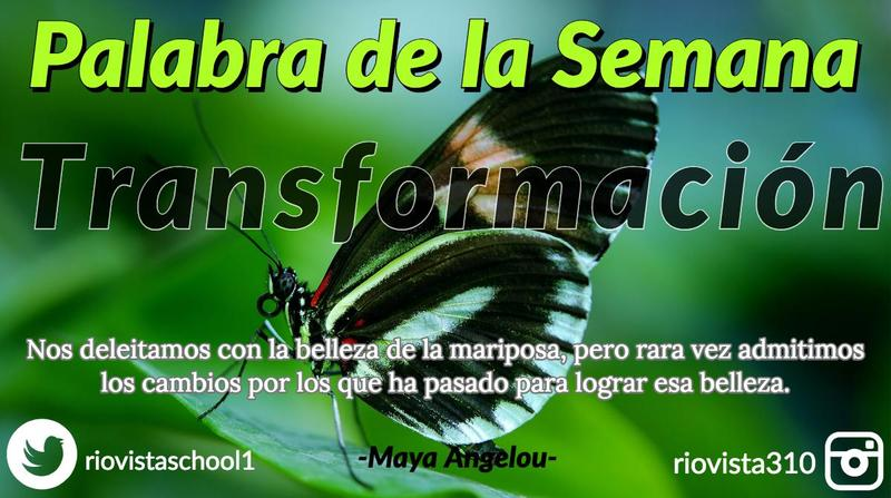Image of Transformation in Spanish
