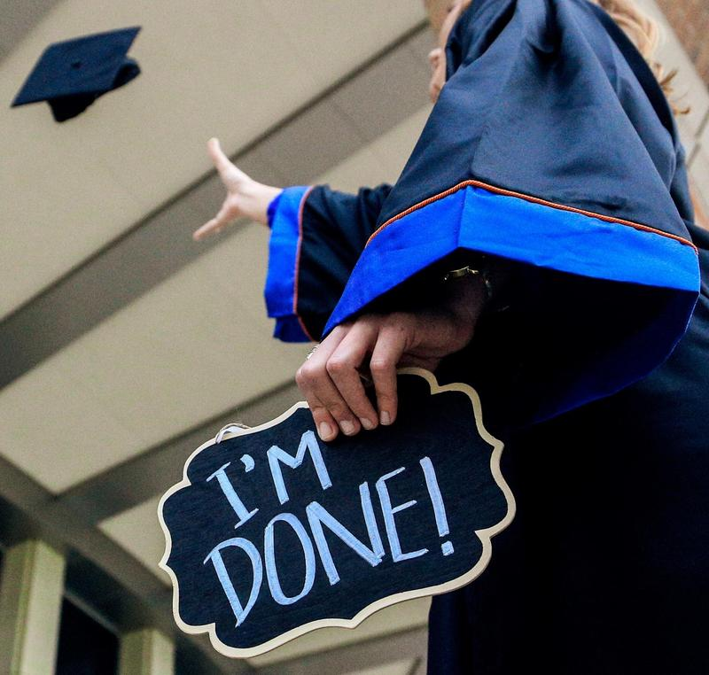 Grad Cap for AP